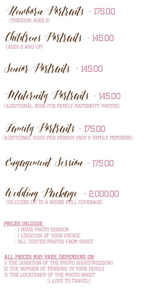 price page 2